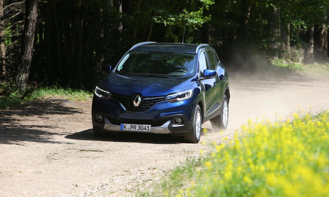 Renault Kadjar SUV Mercedes Daimler BMW Citroen Technische Daten Bilder Preise