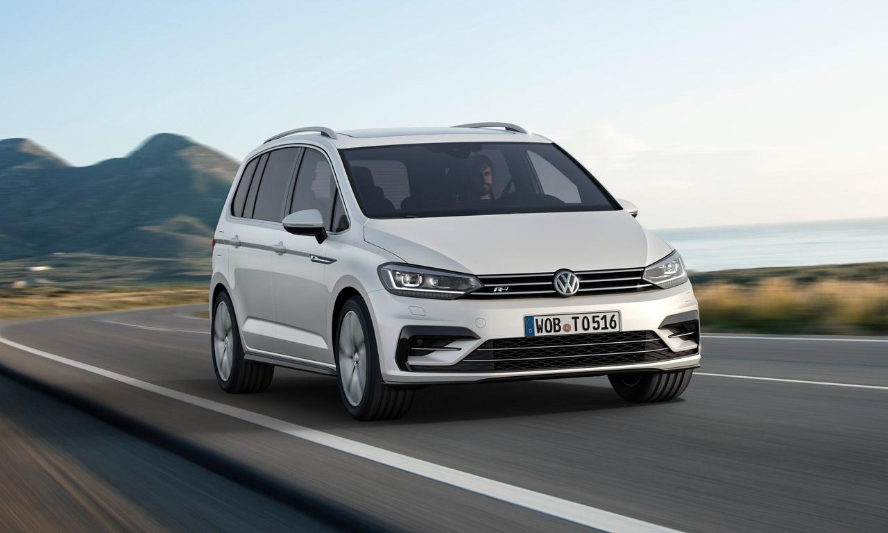 VW Touran R-Line