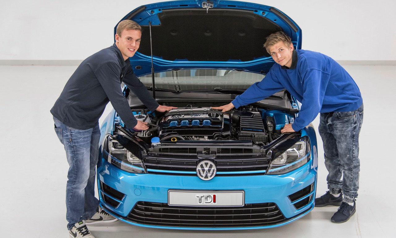 Volkswagen TDI Nachbesserung Software