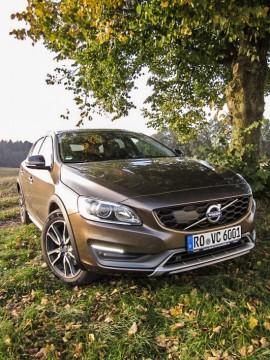 Volvo V60 Cross Country im Fahrtest