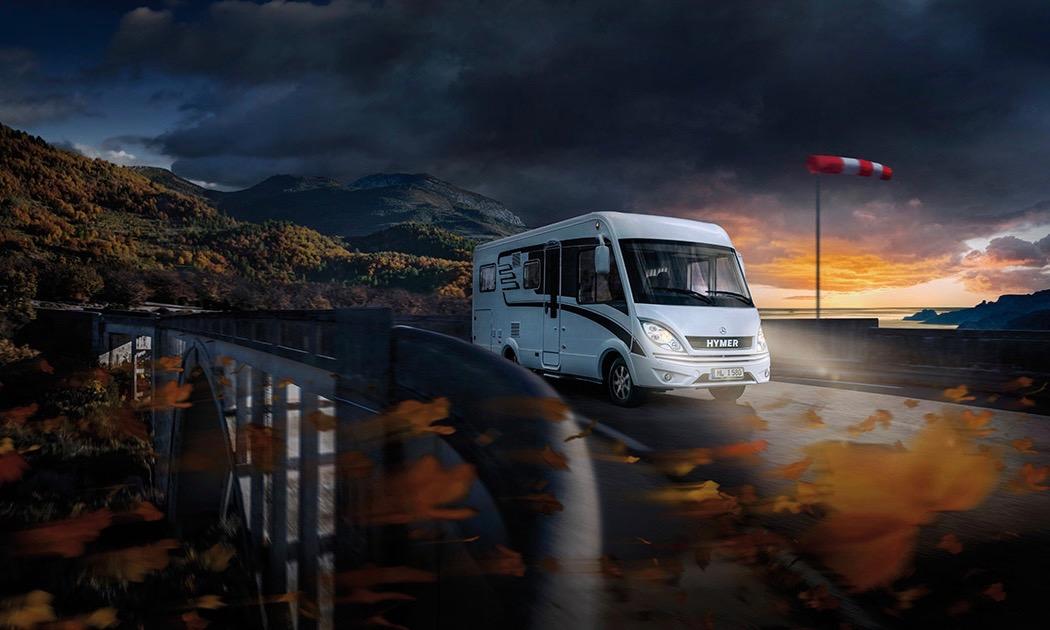 Hymer ML-I Reisemobil Integrierter Wohnmobil