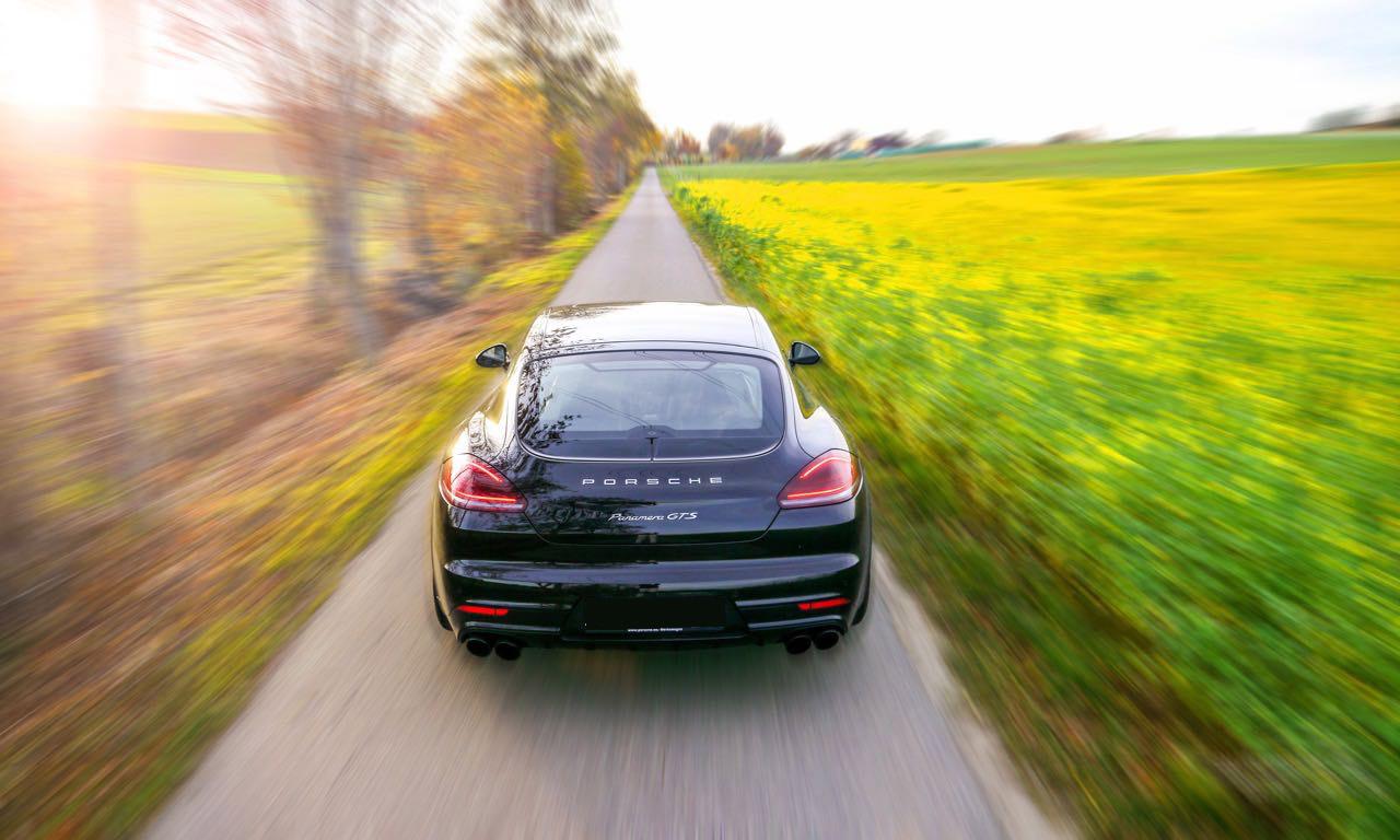 Porsche Panamera GTS (2015) im Test Fahrbericht AUTOmativ.de