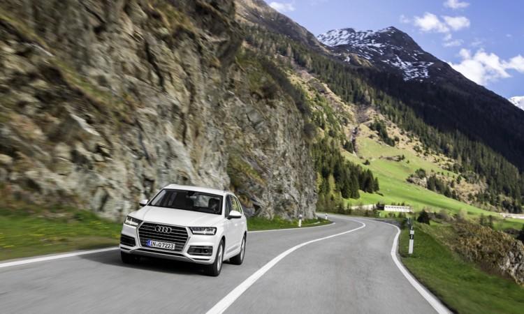 Audi Q7 3.0 TFSI: Bilder, Preise und Technische Daten