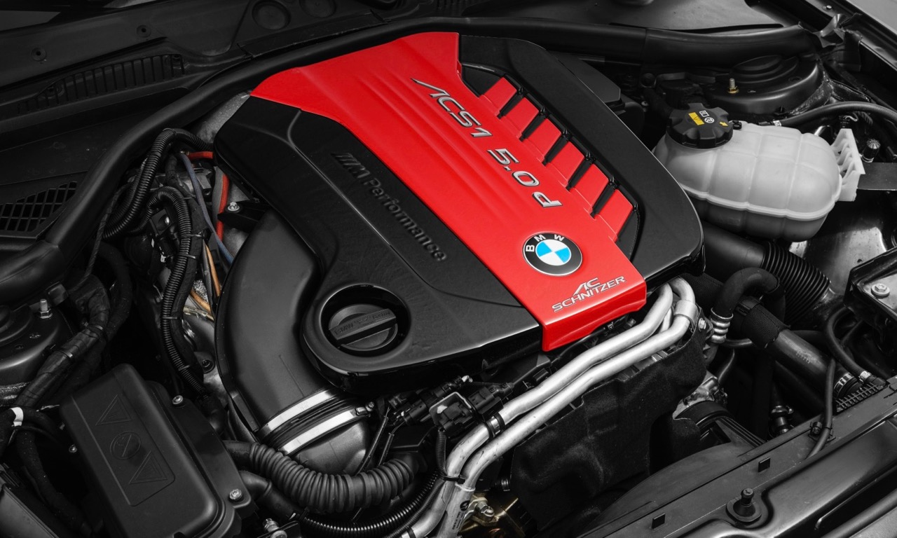 BMW 150d von AC Schnitzer auf der Essen Motor Show - 1