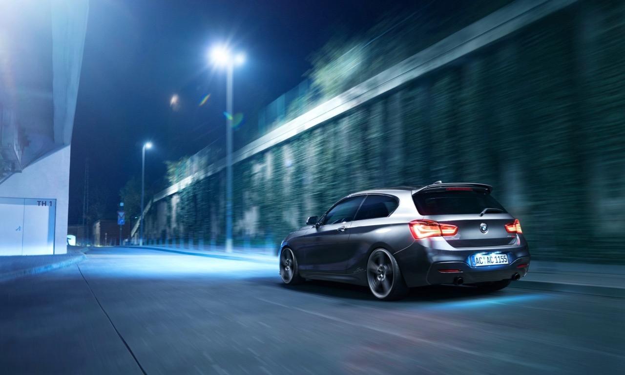 BMW 150d von AC Schnitzer auf der Essen Motor Show