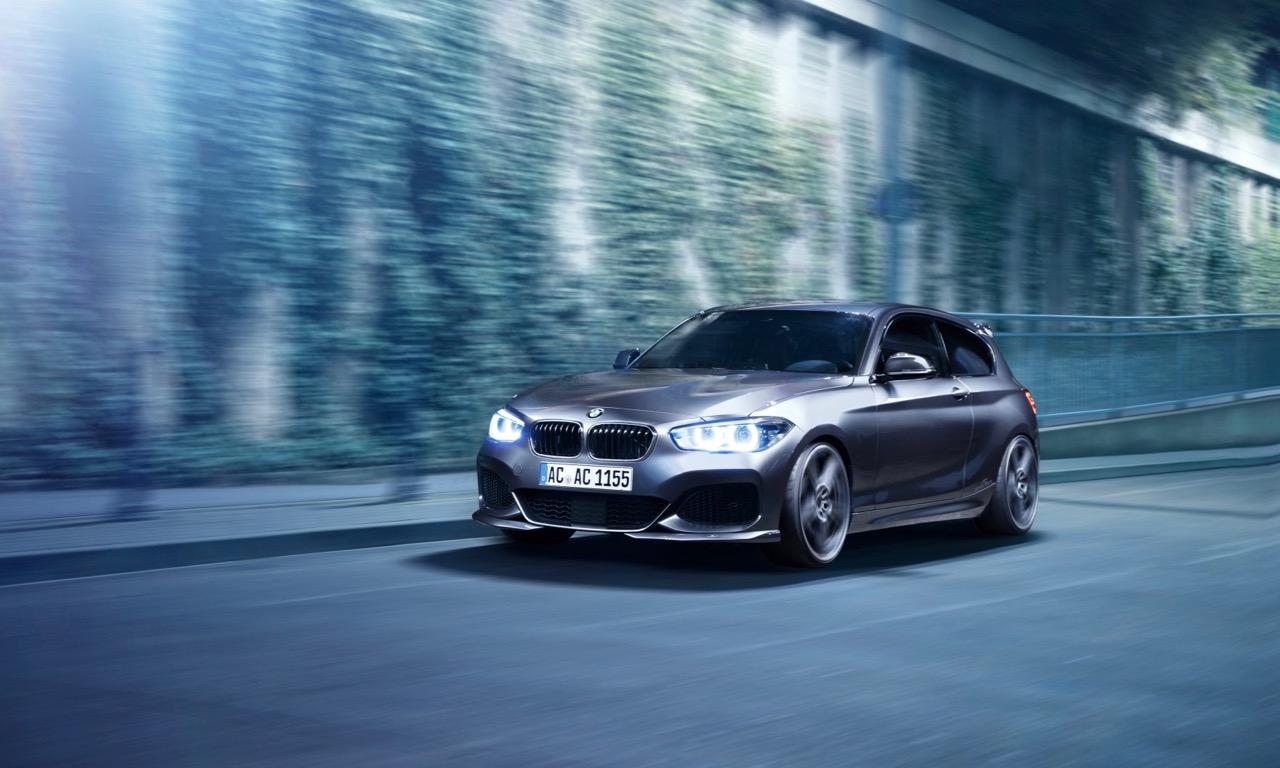 BMW 150d von AC Schnitzer auf der Essen Motor Show - 3