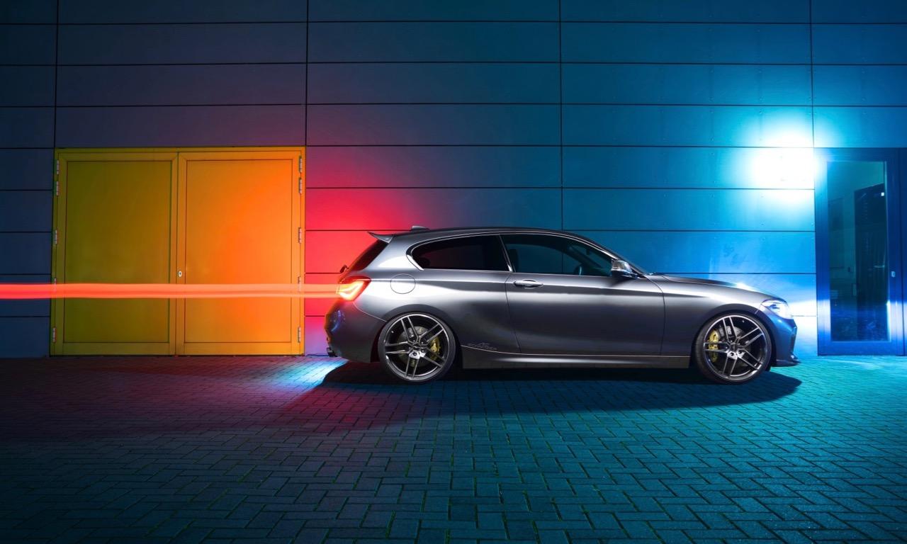 BMW 150d von AC Schnitzer auf der Essen Motor Show - 4
