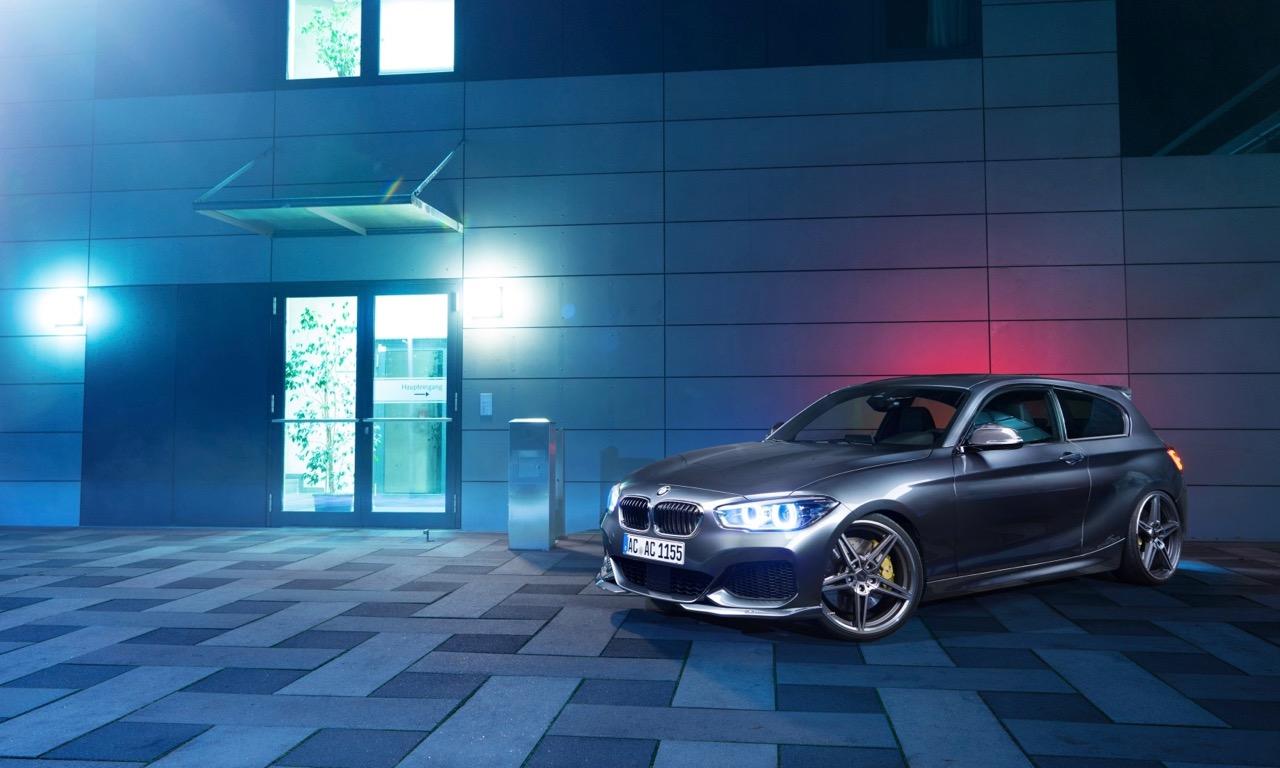 BMW 150d von AC Schnitzer auf der Essen Motor Show - 5
