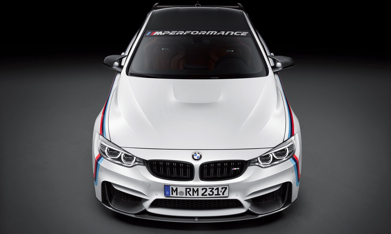 BMW M2 Coupe auf der SEMA Las Vegas Tuning Show M Gmbh 10 - BMW M4 Coupé auf der SEMA 2015 in Las Vegas