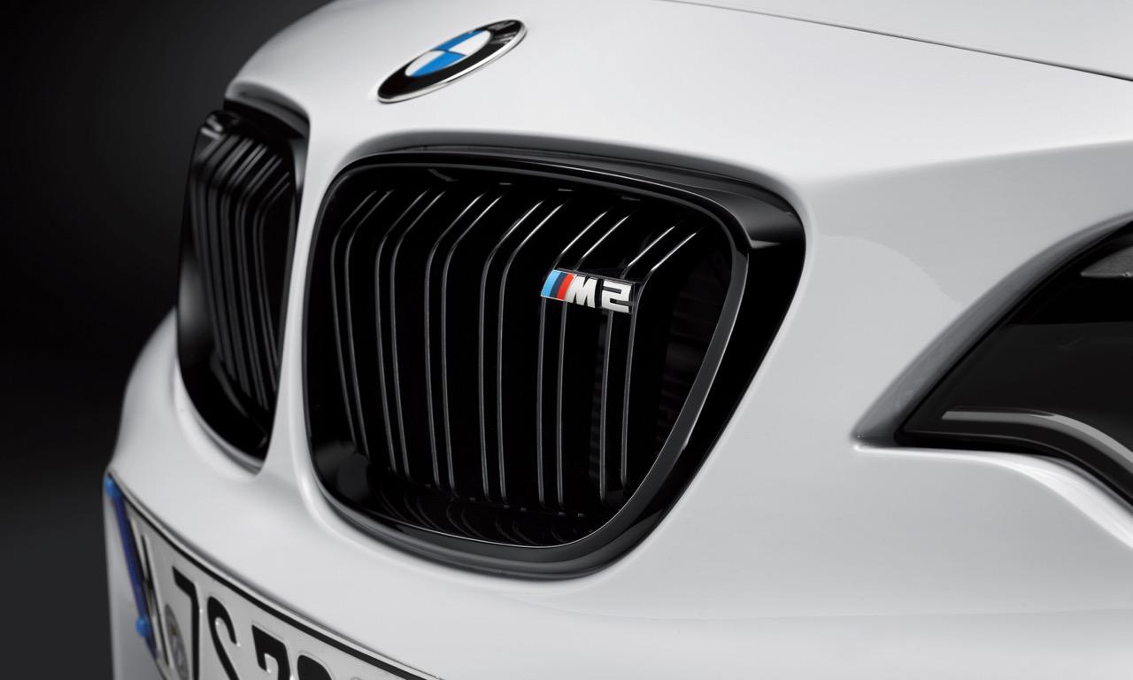 BMW M2 Coupe auf der SEMA Las Vegas Tuning Show