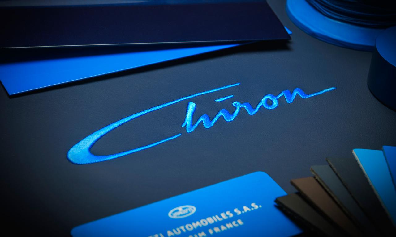 Bugatti Chiron: Offizielle Premiere auf dem Genfer Automobilsalon 2016