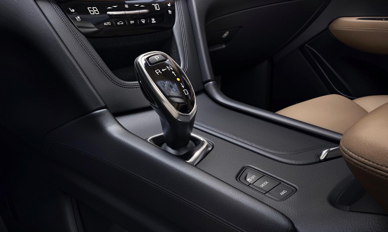 Cadillac XT5 SUV Allrad 11 - Cadillac XT5 (2017): Leichter, Geräumiger, Stärker, Besser.