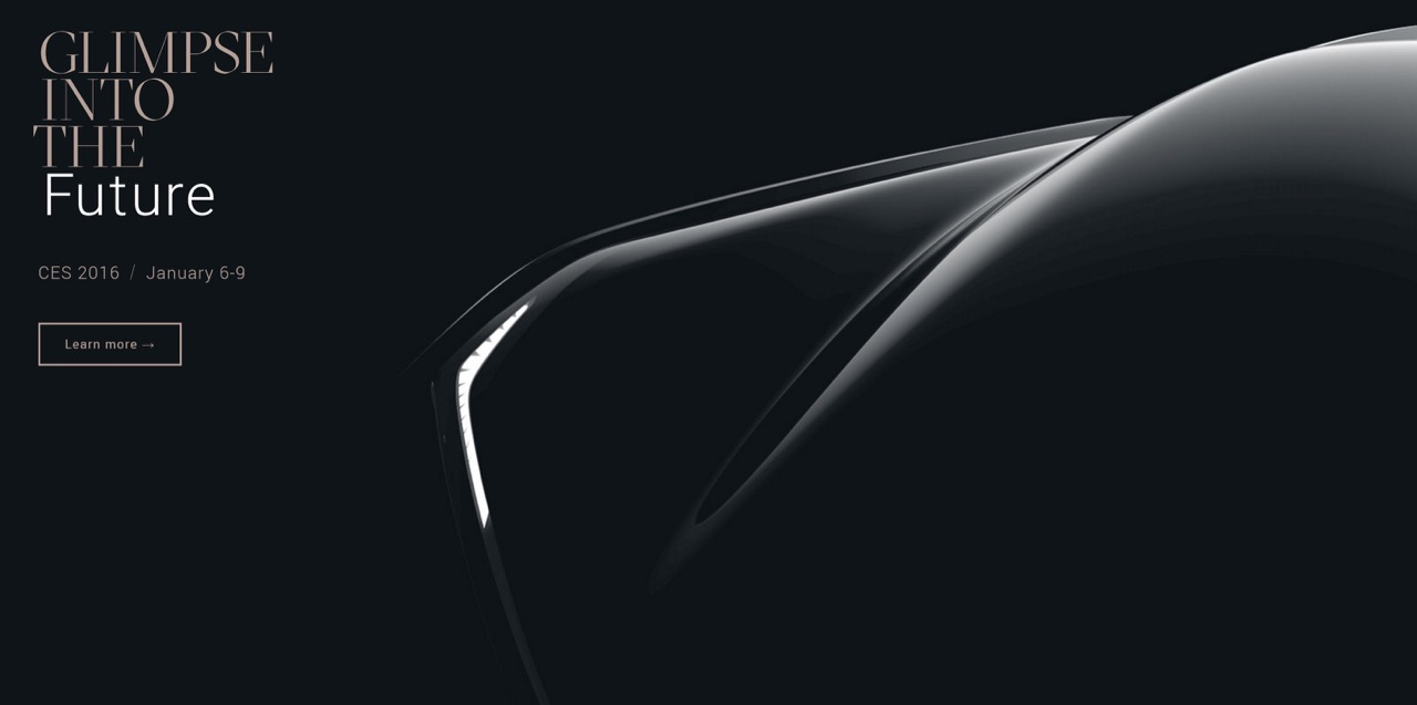 Faraday Future Electric Vernetzt 2 - Faraday Future: Neudefinition von Elektromobilität - durch Apple?