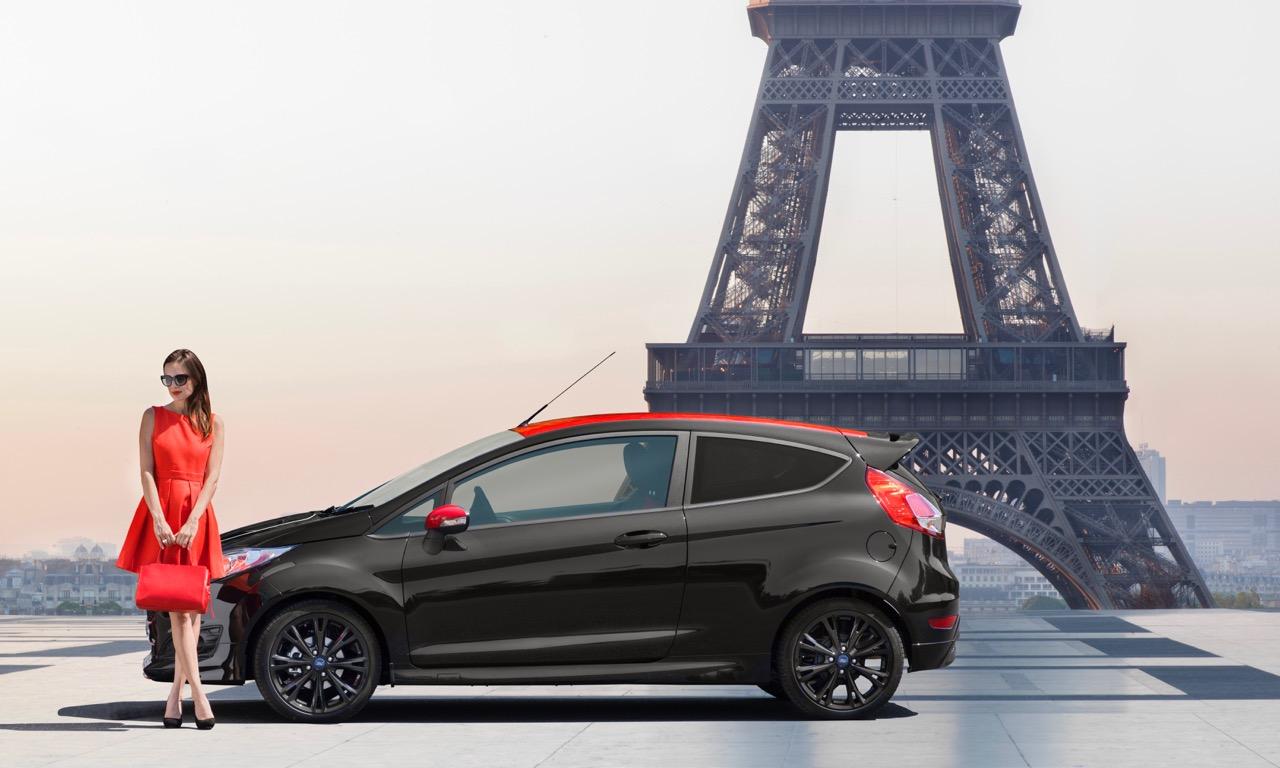 Ford Fiesta Preise Bilder Technische Daten Kleinwagen