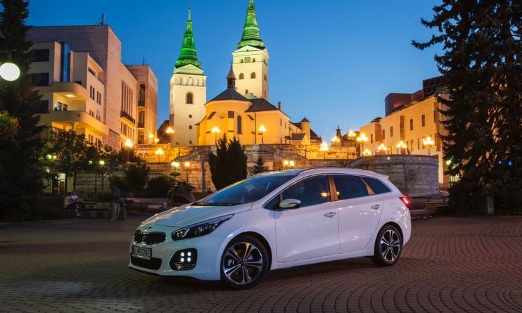 Neues Modelljahr des Kia cee'd mit neuem Turbobenziner