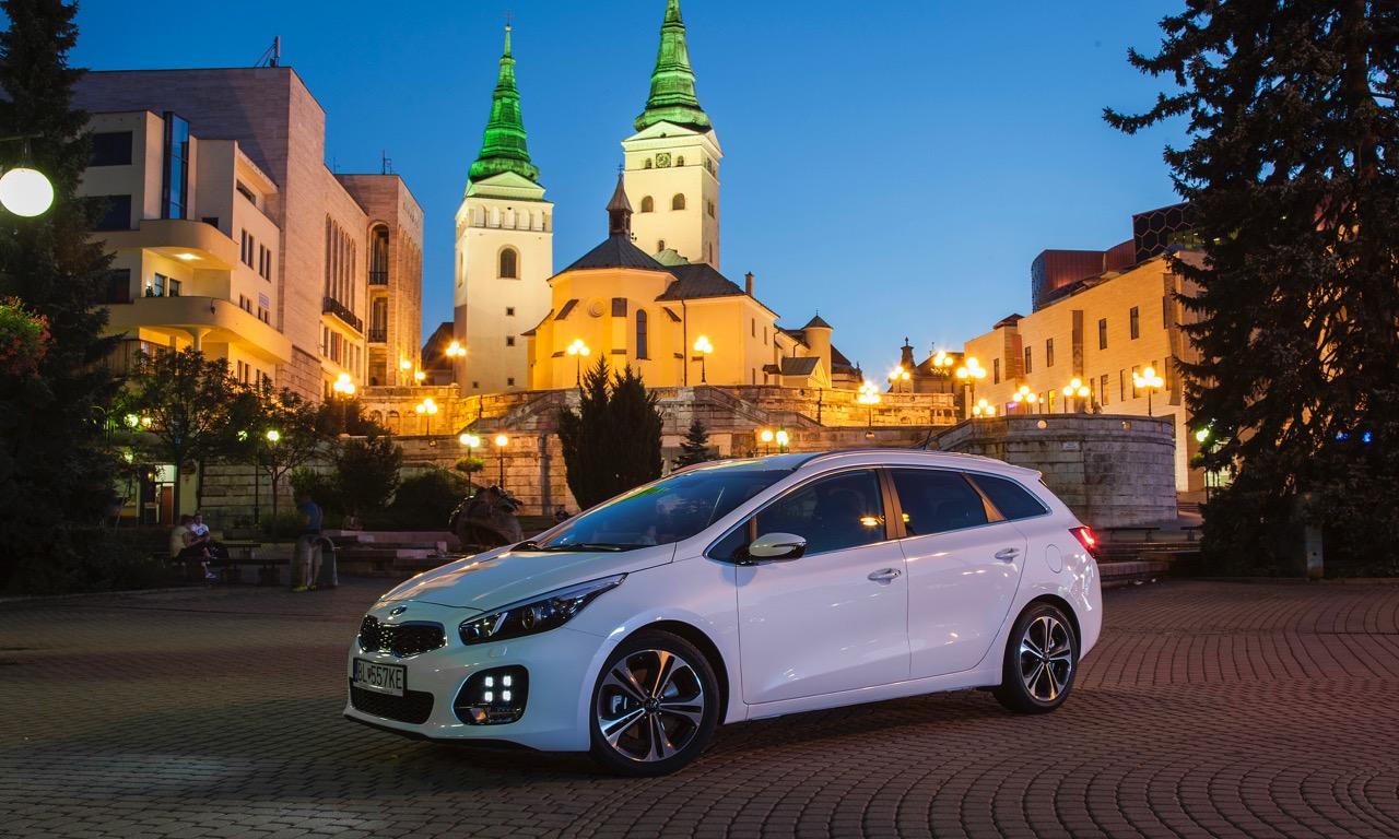 Kia ceed Neuer 1-Liter-Turbobenziner