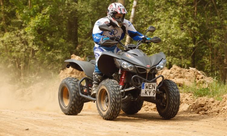 Kymco Maxxer 450i 4×2 Offroad Sport: Das Super-ATV
