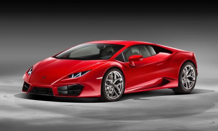 Lamborghini Huracan LP 580-2: Zu zweit fährt es sich spannender