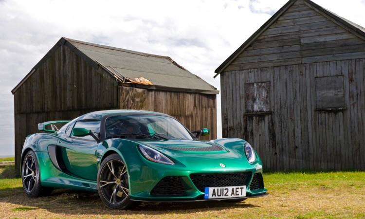 Lotus Exige S: Bilder, Preise und Technische Daten