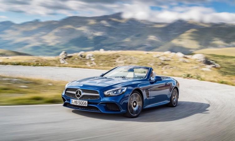 Mercedes-Benz SL 500: Preise, Bilder und Technische Daten