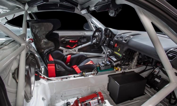 Das ist der Porsche Cayman GT4 Clubsport!