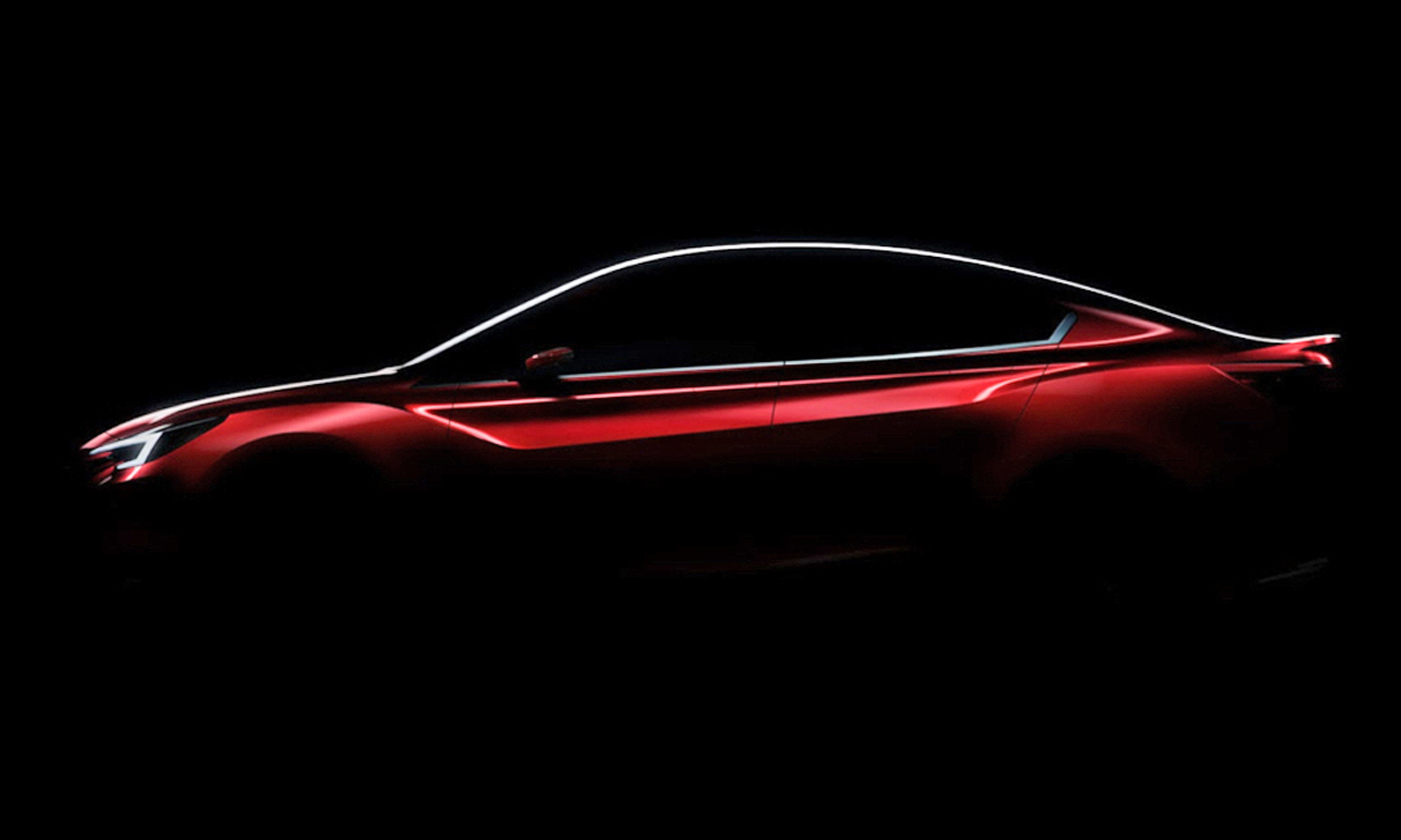 Subaru Impreza Konzept