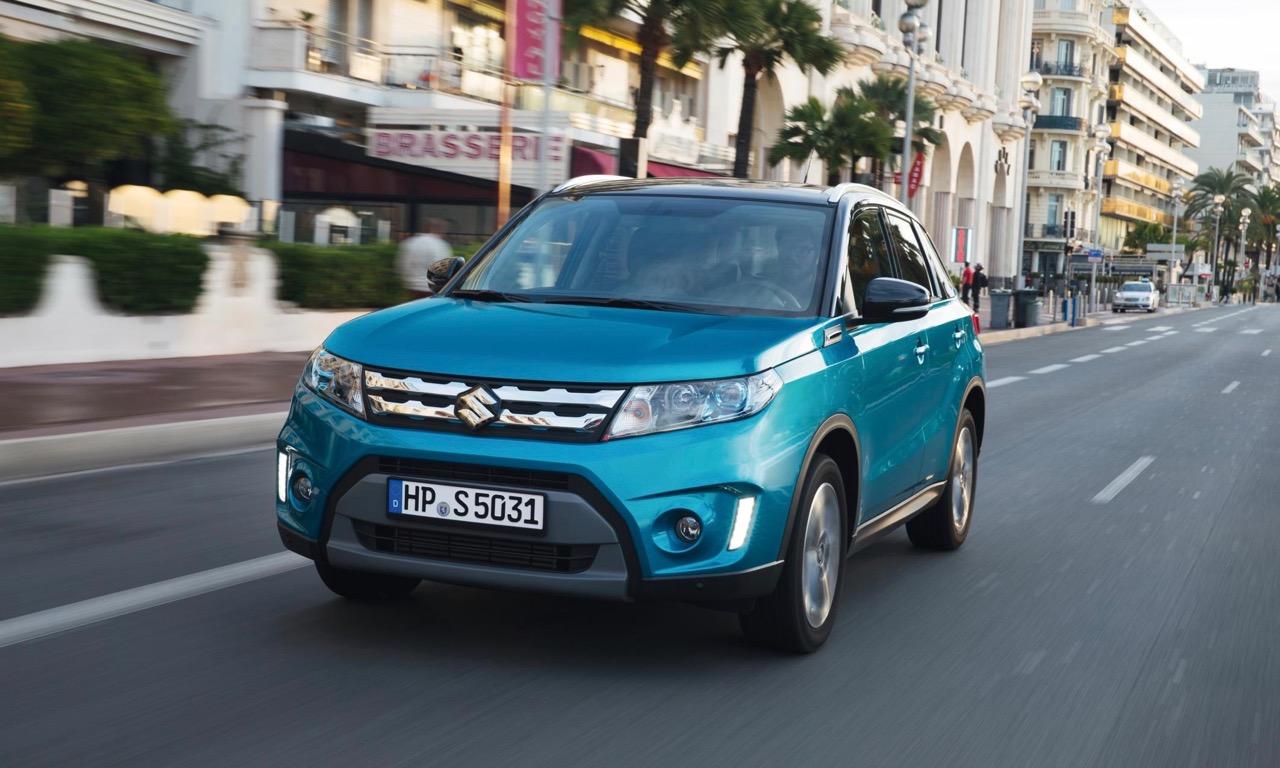 Suzuki Vitara Preise Daten Technische Daten Offroad SUV AUTOmativ