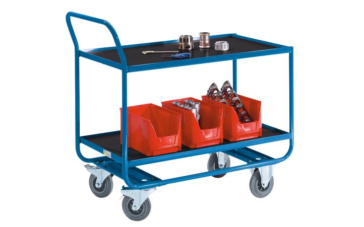 Der richtige Tischwagen für die eigene Werkstatt
