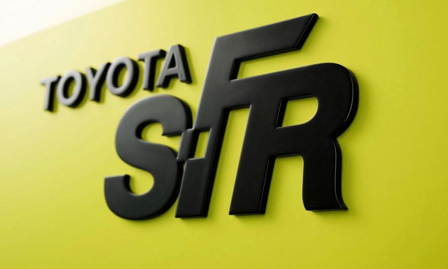 Toyota SF-R Concept