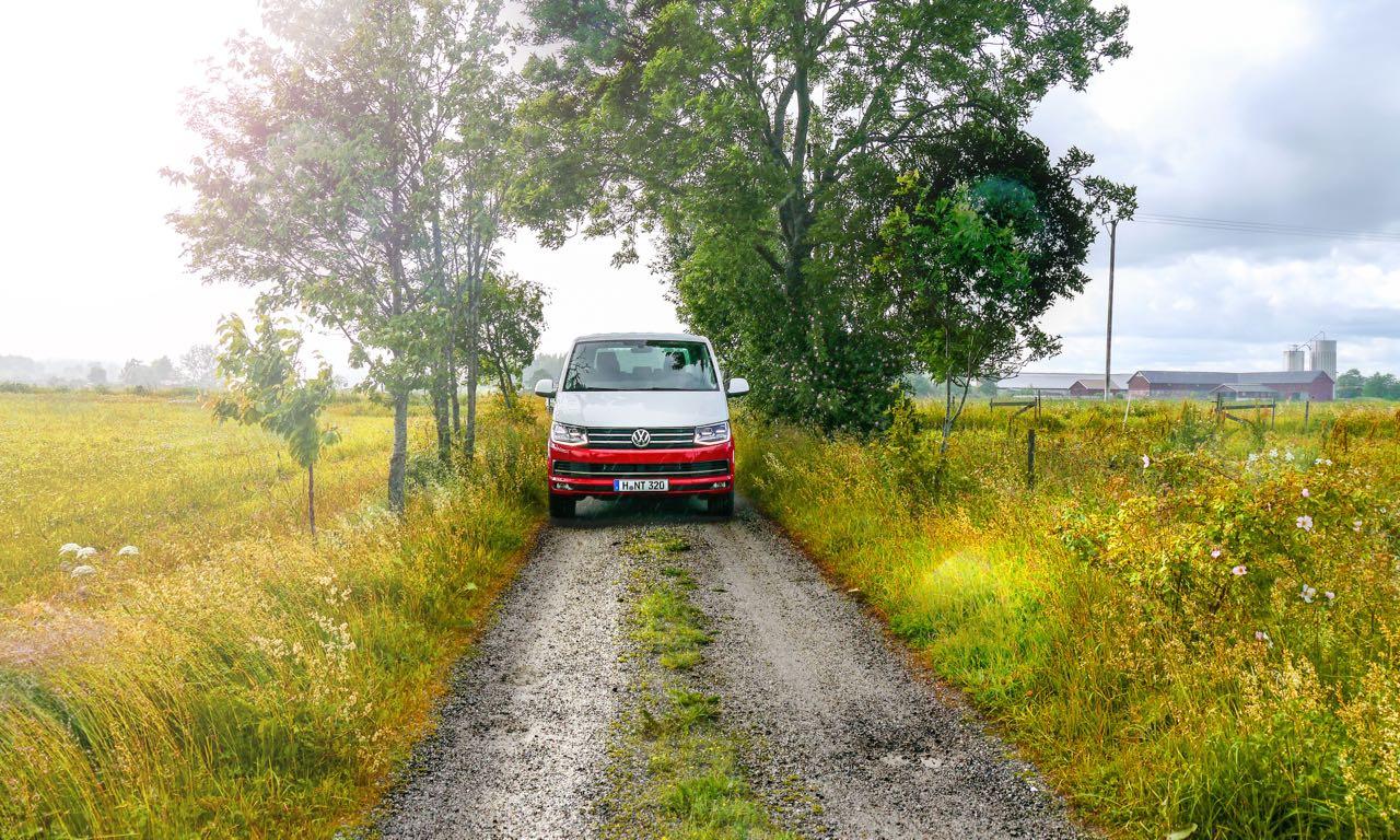 Volkswagen Bus T6 - Rueckblick 2015 der besten Stories und Veröffentlichungen der Blogger-Community