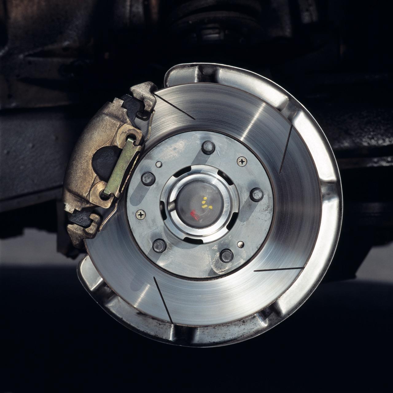 ABS-Bremsanlage des Porsche 928 S