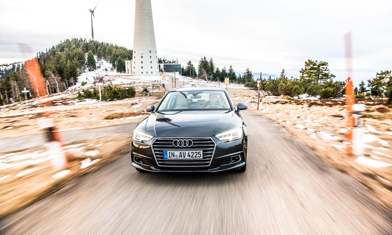 Audi A4 3.0 TDI Avant Test AUTOmativ.de Benjamin Brodbeck Schwarzwald Design Audi S5 18 - Audi A4 Avant 3.0 TDI im Alltagstest: Passion Außendienst