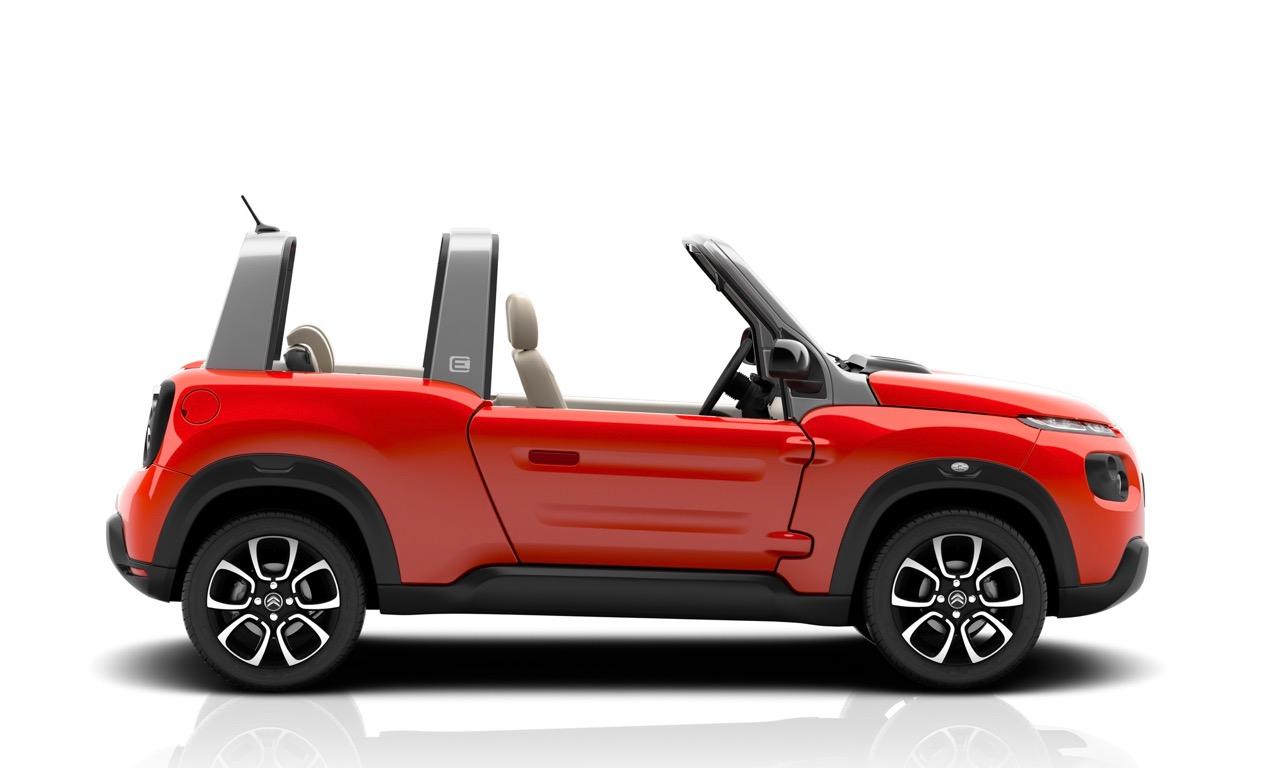 Citroën E-Méhari: Lustiges E-Spaßmobil für den Strand