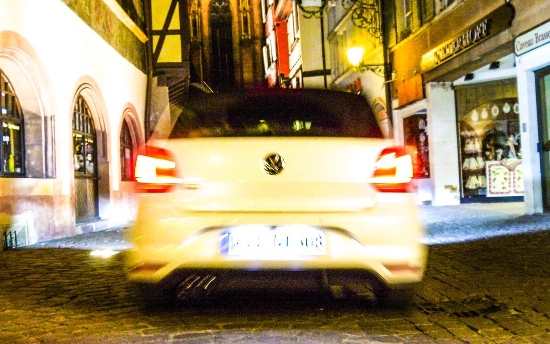 Audi, Das Totalversagen der Gruenen: Tempo 30 in Stuttgart, Ferr