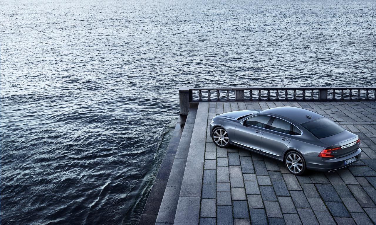 Der neue Volvo S90 (2017)