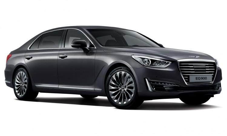 Genesis G90 ist das erste Modell der Luxusmarke von Hyundai