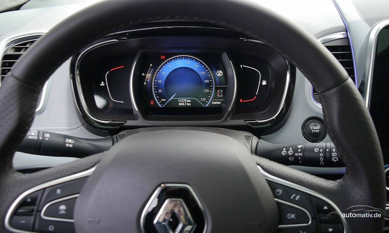 Infotainment bei Renault - Ghetto-Schaltung im neuen Espace