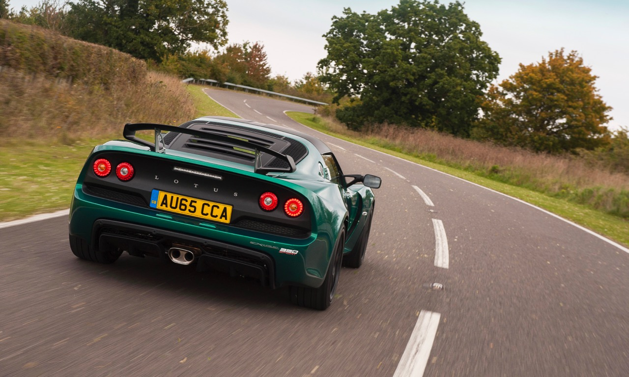 Neuer Lotus Exige Sport 350