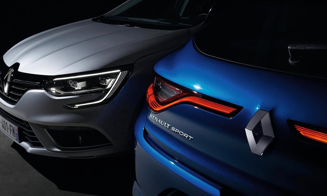 Neuer Renault Mégane GT: Das Geheimnis der Leuchtbänder