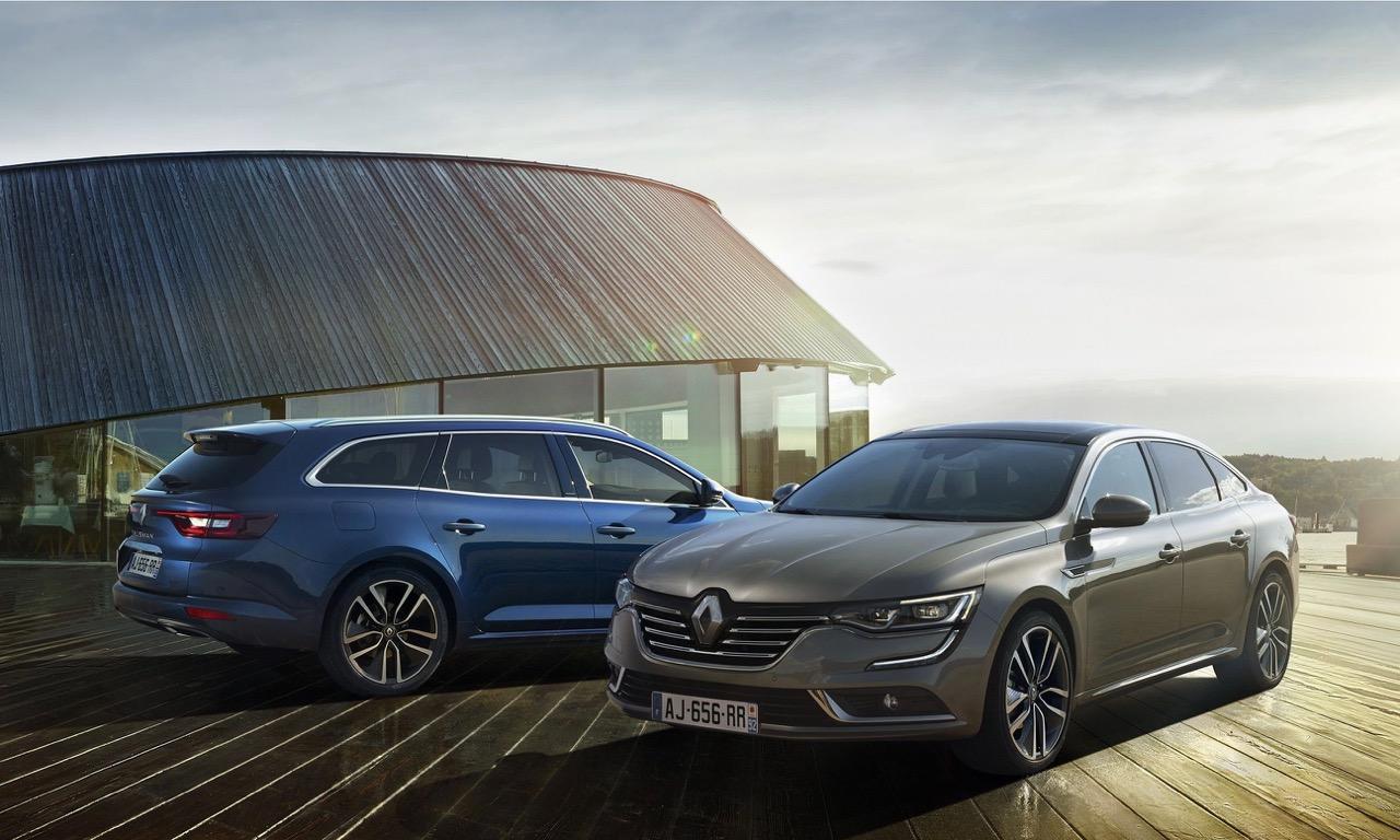 Neuer Renault Talisman (2017)