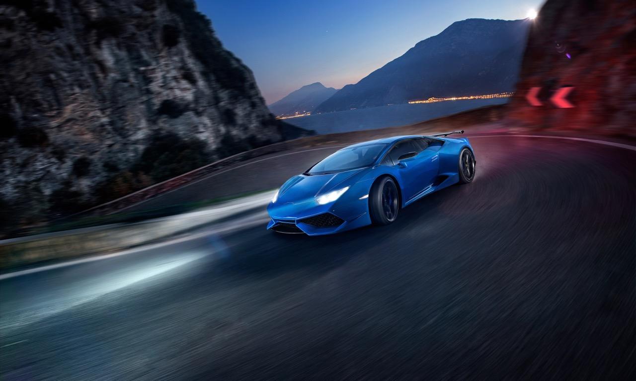 Novitec Torado N-Largo Lamborghini Huracan