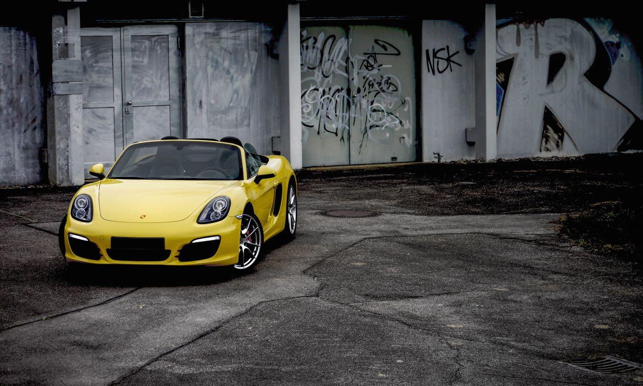 Porsche Boxster S Fahrbericht