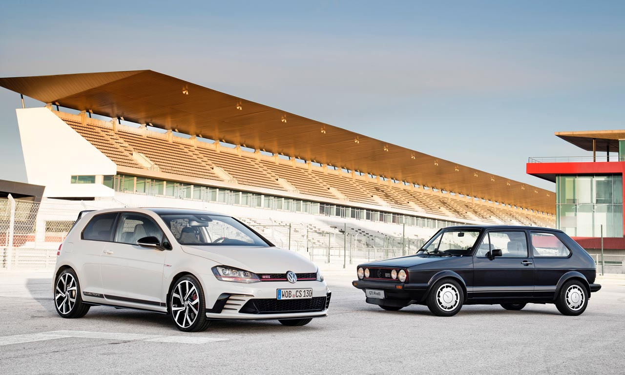 VW Golf GTI Clubsport Jubilaeum