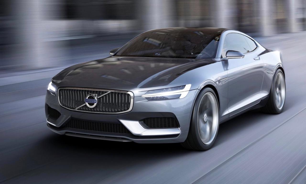 Volvo Concept Coupe auf der IAA Frankfurt 2013