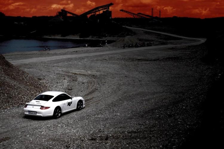 Der Elektro-Porsche aus dem Allgäu: Der eRUF – leider Geschichte