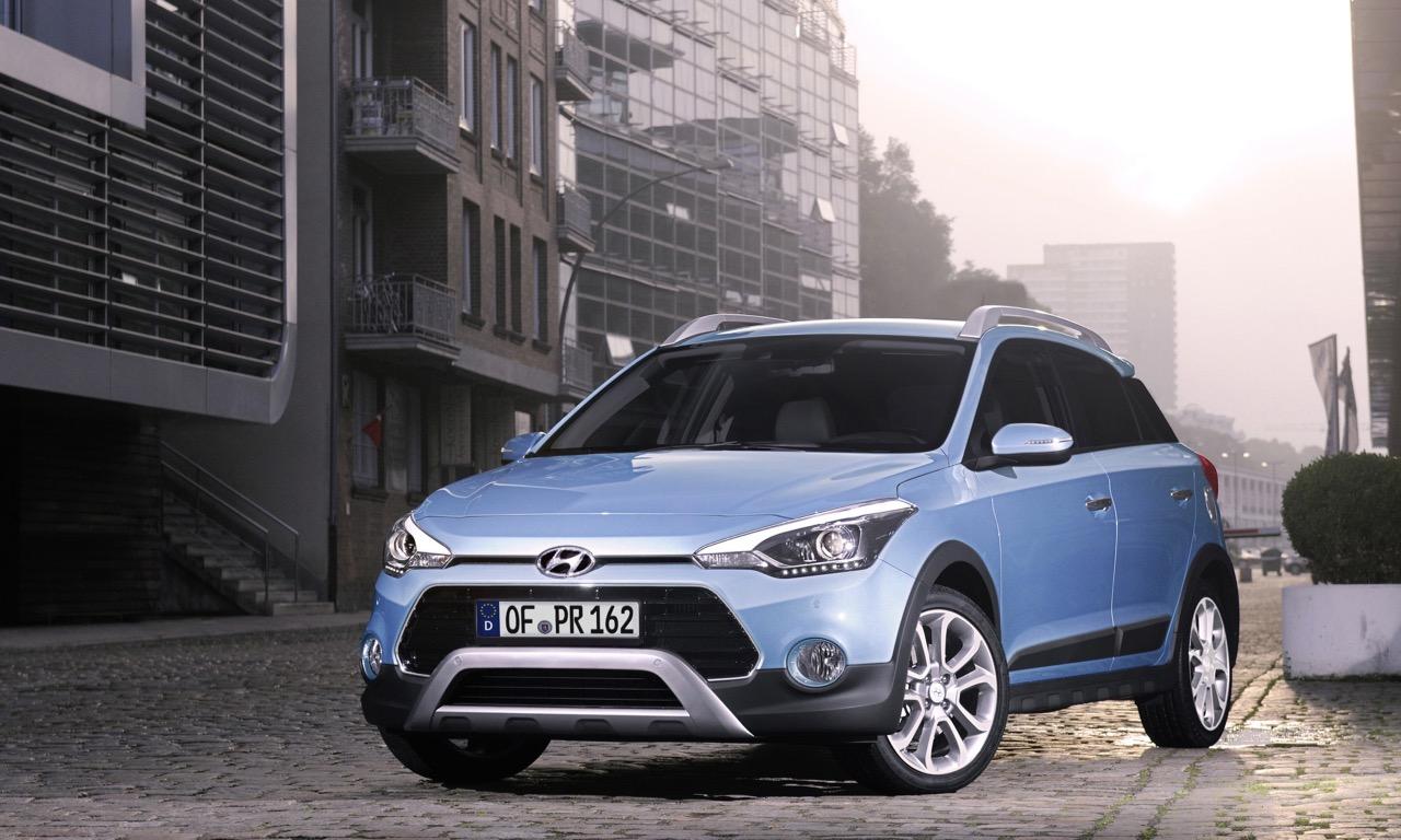 Hyundai i20 Active AUTOmativ.de Benjamin Brodbeck
