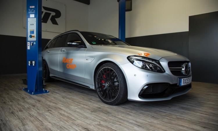 RaceChip verhilft dem C63 S AMG zu noch mehr Leistung – mit Garantie