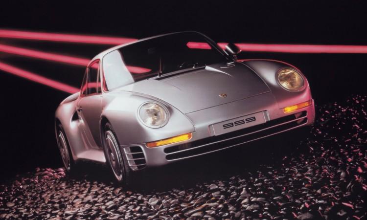 Supersportwagen Porsche 959: Der erste seiner Art (1/3)