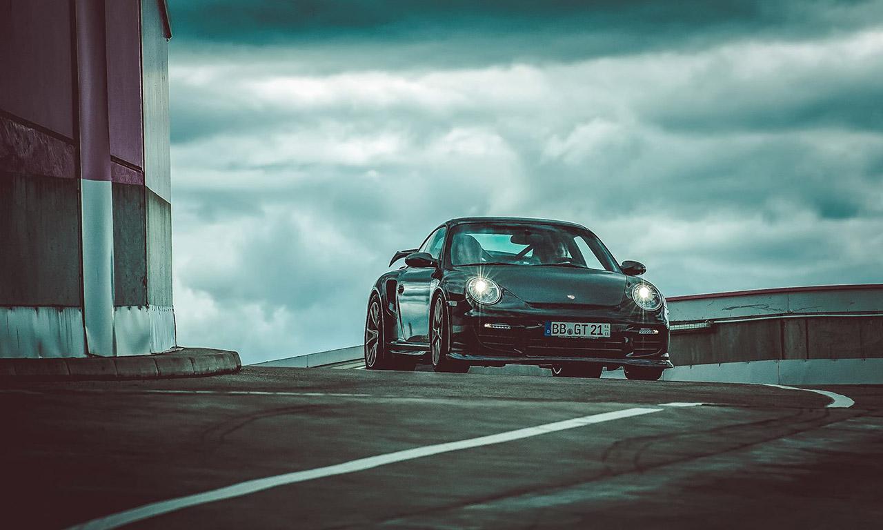 Porsche GT2 RS - Das Shooting mit einer Traumikone, dem Porsche 911 GT2 RS