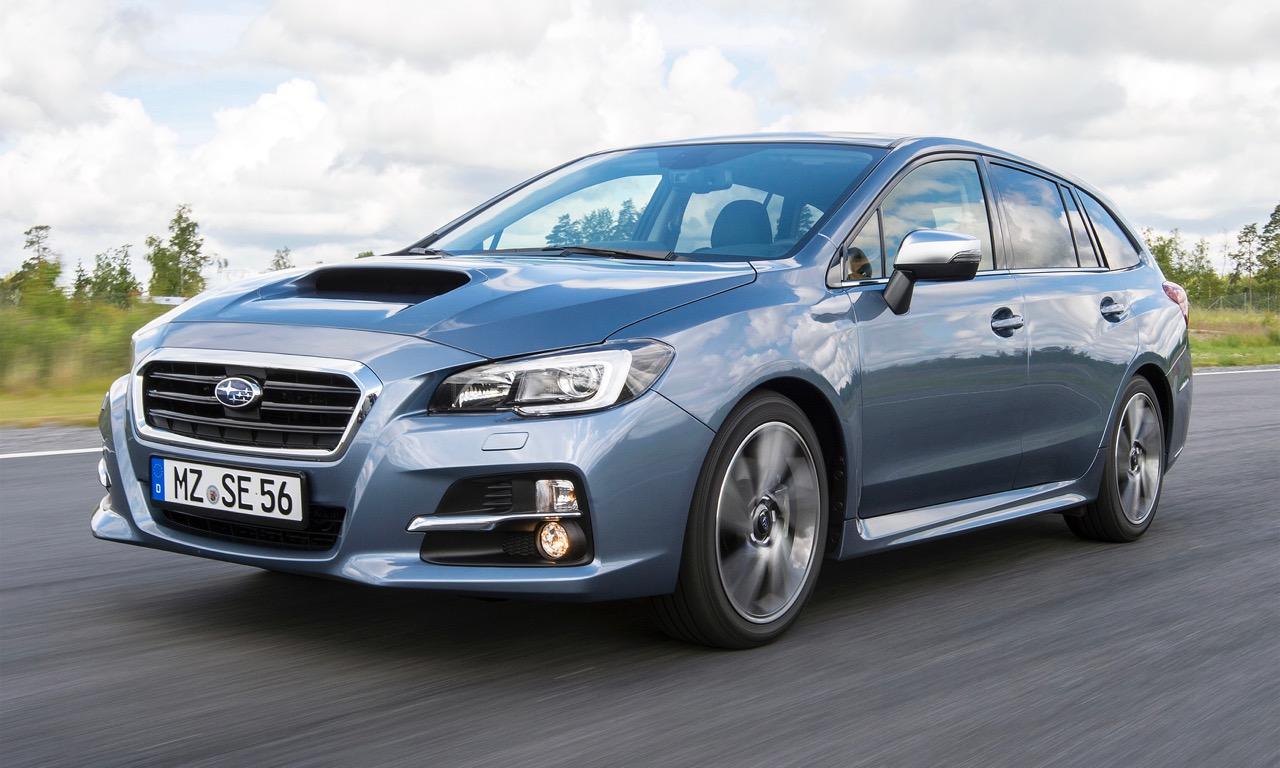 Subaru Levorg Allrad Offroad Kombi AUTOmativ Benjamin Brodbeck Stefan Emmerich